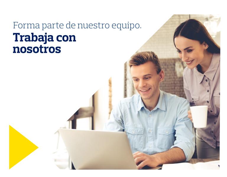 Trabaja con nosotros - Corporativo - Banco Pichincha